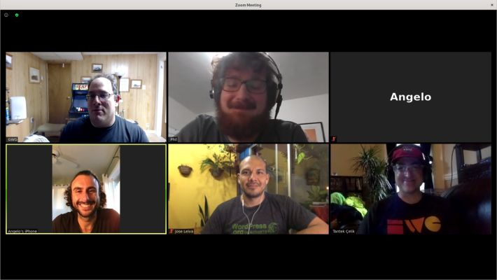 Zoom Call from Homebrew Website Club West Cost - 2020-07-22